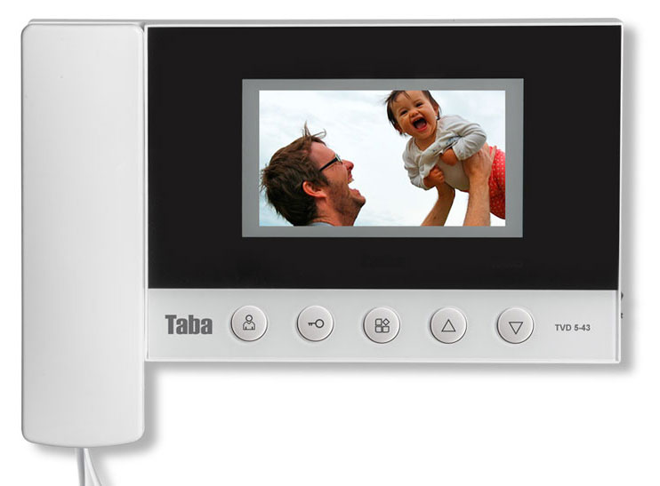آیفون تصویری تابا  TVD-5.43